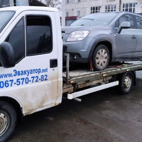 Эвакуатор для автомобиля по маршруту Харьков