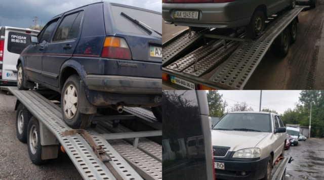 Автовоз в Ольшанах