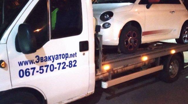 Телефон круглосуточного эвакуатора в Харькове